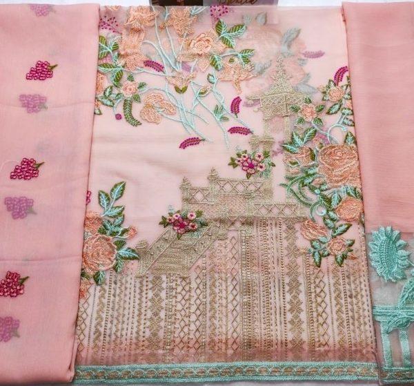 Afrozeh Master Replica Fabric Dress