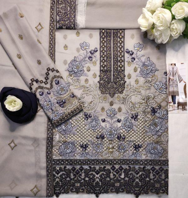 Flossie Master Replica Fabric Pure Chiffon