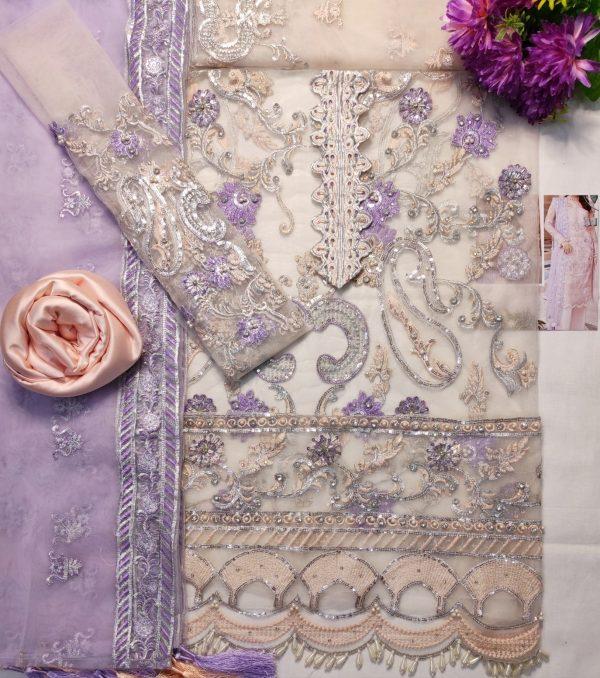 Gulal Master Replica Fabric
