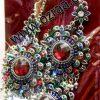 New Design Stones Jewelry Earrings and Headdress