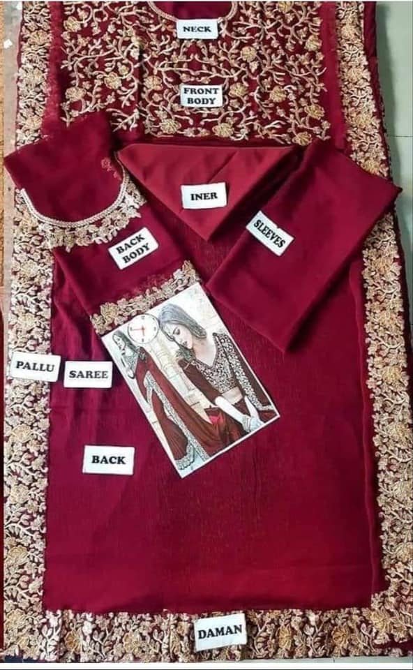 Indian Saree Complete details