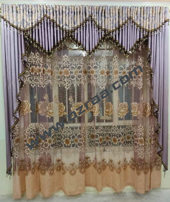 Curtains for Windows Screening Bedroom Chinese Curtain
