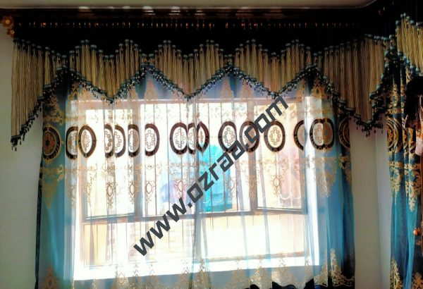 Window and Door Curtain and Blind Design