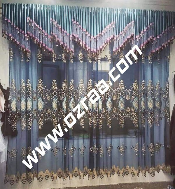 New Design Curtain and Blind in the Middle East Cultural