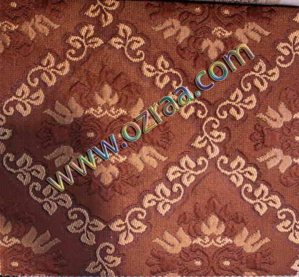 Pakistani Buddhist Fabric 2 Piece Curtain, Cushion, and Mattress