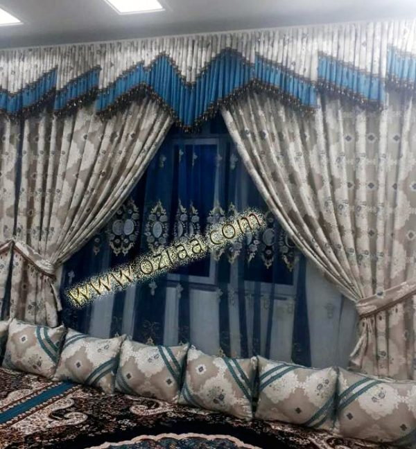 Curtain and Blind New Design in Chinese Fabric