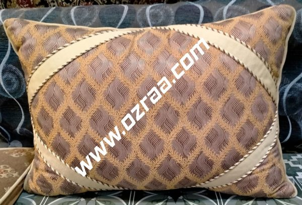 Best Cushion Cover Design in Pakistani Fabric