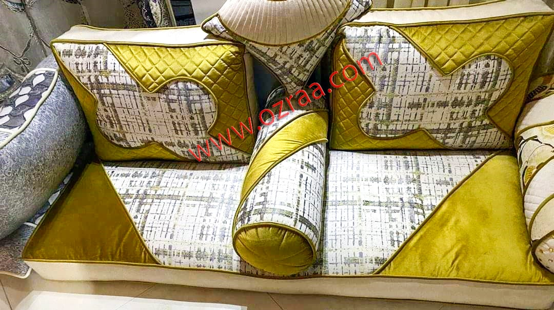 Attractive Cushion and Mattress Cover Design