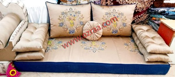 Simple and Pretty Cushion and Mattress Cover Design