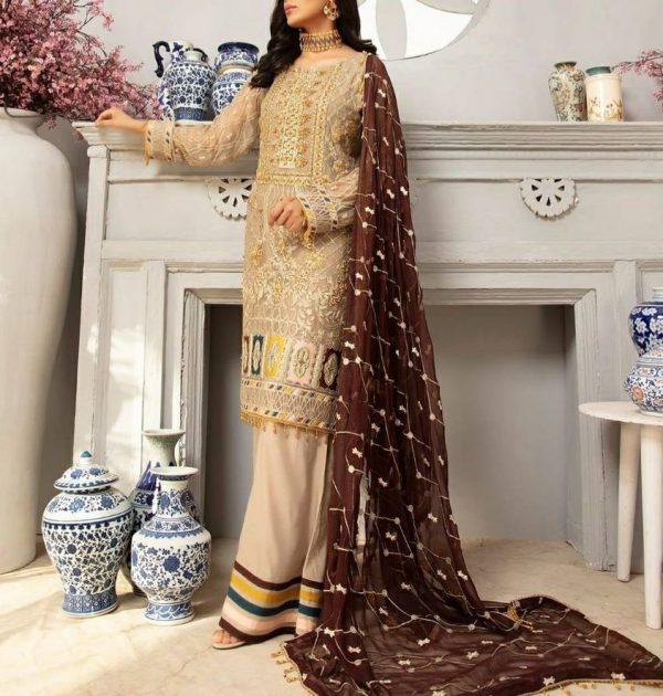 Eman Adeel Master Replica Fabric Maysori and Malai