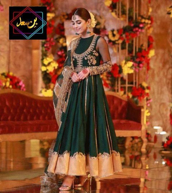 FAIZA SAQLAIN Luxury collection