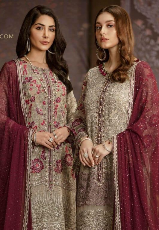 Flossie Wedding Edition Embroidered Collection