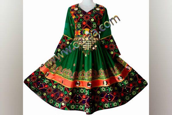 Embroidered Afghani Cloth 2020 Design