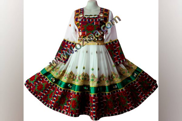 Best Afghani Cloth for Woman