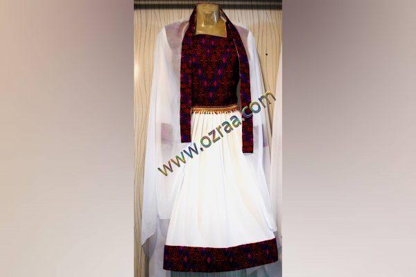 Hazaragi Qabtomar Cloth for Ladies