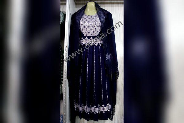 Embroidered Hazaragi New Design Shall for Ladies