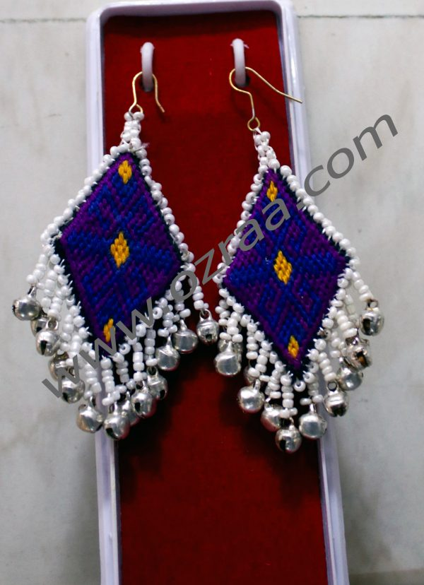 Qabtomar Earrings