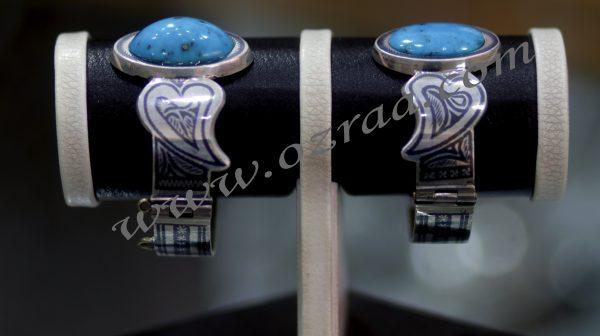 Firoza Kermani Diamond Bracelet