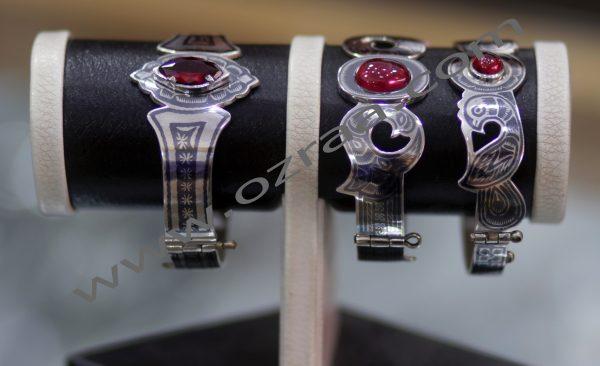 Afghan Hazaragi Diamond Bracelet Irani yaqod Stone