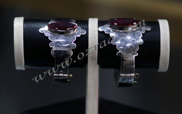 Afghan Hazaragi Diamond Yaqod Hindi Bracelet