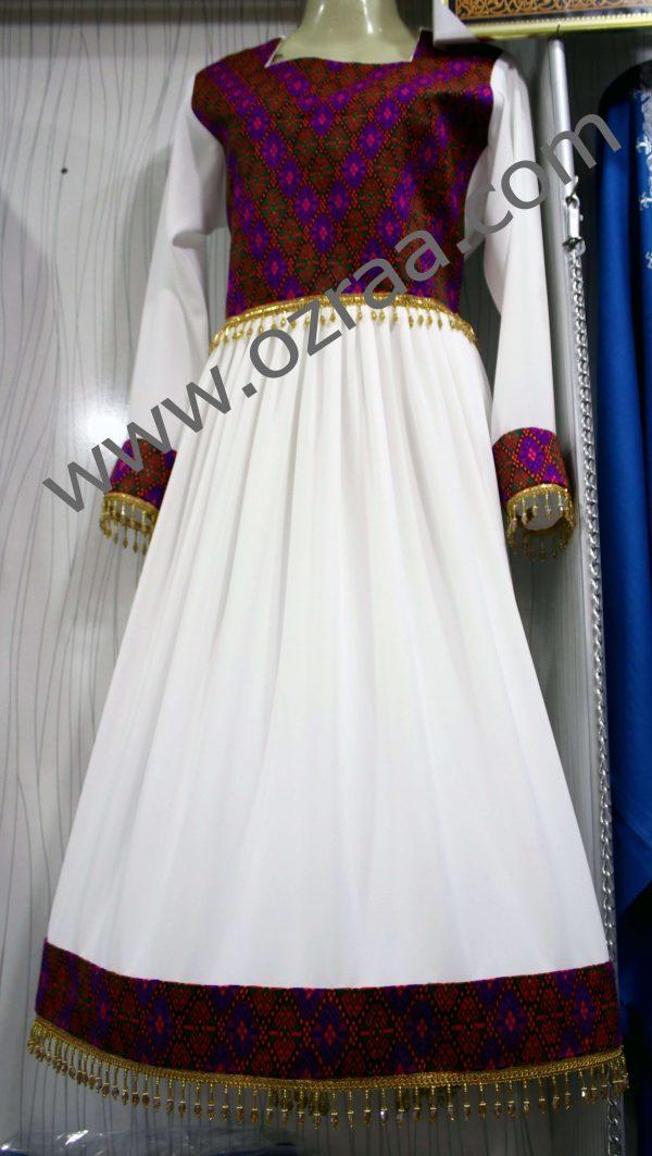 Embroidery Hazaragi Qabtomar Dress