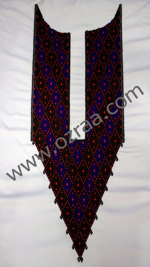 Hazaragi Qabtomar Neck Design for Man