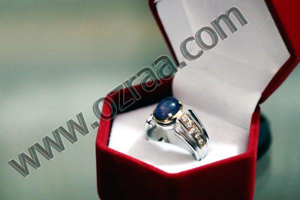 New Yaqod kabuli Ring for Man in Diamond