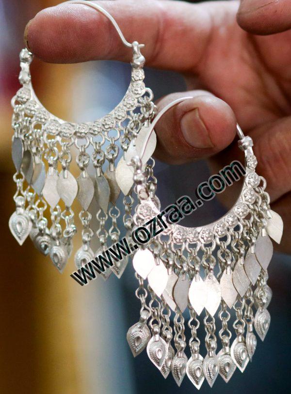 Diamond Hazaragi Earrings in New Design