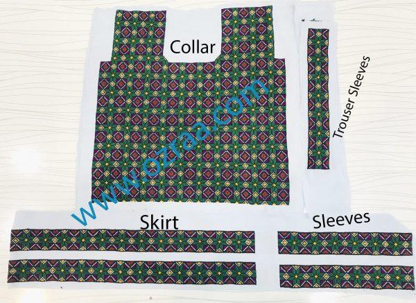 Lovely Design New Hazaragi Qabtomar Dress