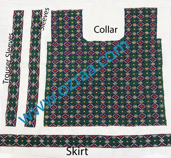New Hazaragi Qabtomar Dress Design