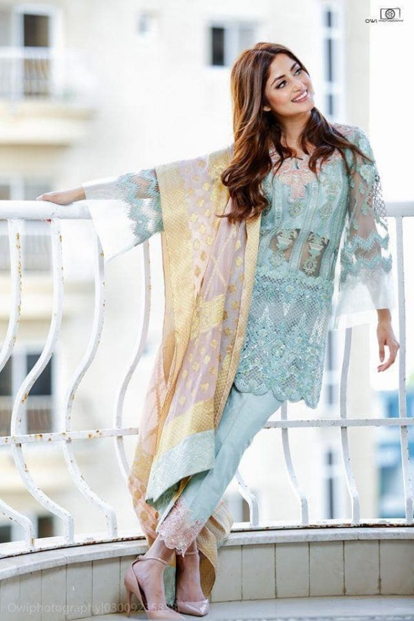 Zainab Chottani Latest Collection Luxury Edition