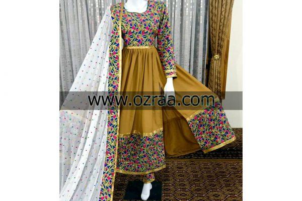 Beautiful New Afghan Dress in Georget