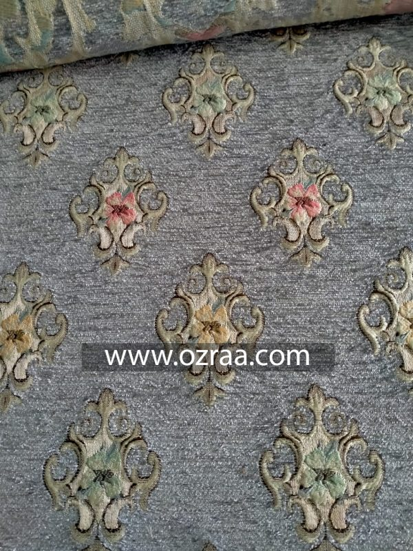 Beautiful Pakistani Cushion and Mattress Fabric Design