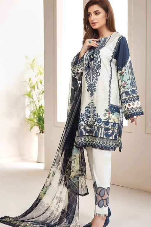 Farasha 3Pcs Linen Collections 2020