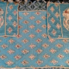 Complete Set of Mattress, Cushion, and Pillow
