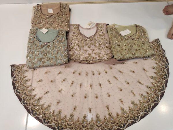 D-Frouk Fancy Dress For ladies