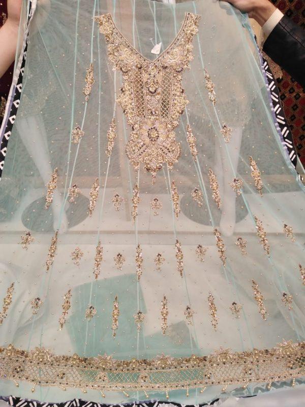 Fency Frouk Net Dress Various Designs