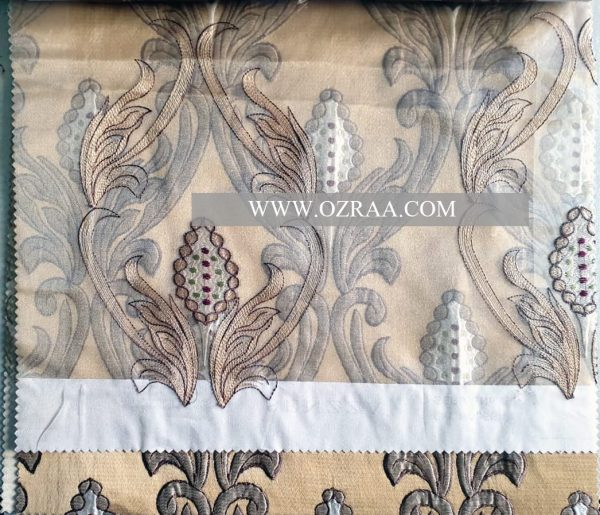 Best Fabric Seenza Catalog for Cushion, Mattress, and Curtain