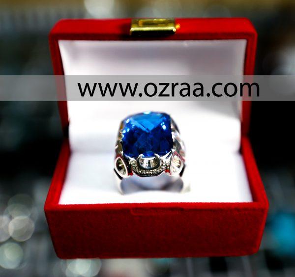 Diamond Original Pukhraj Switz Stone