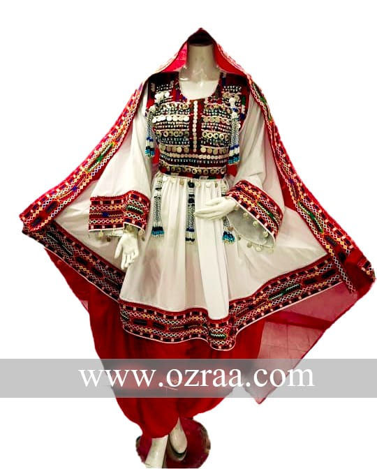 Beautiful Gand Afghani Dress