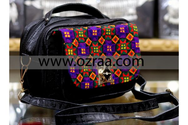 Hazaragi Culture Man Bag Design Qabtomar Handmade