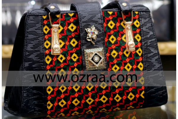 Hazaragi Culture New Qabtomar Handmade Bag for Woman