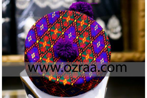Hazaragi Culture Qabtomar Cap for Man