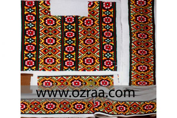 New Arrival Hazaragi Qabtomar Hand Work Dress