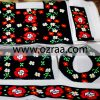 Complete Hazaragi Qabtomar Dress, Shoes, and Bag