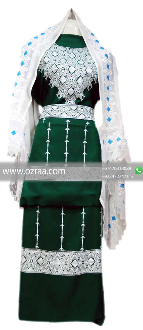 Beautiful Hazaragi Shall High Quality Hand Made