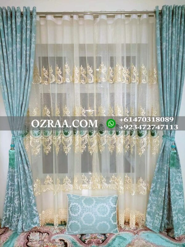 Curtains Design for Window