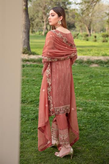 Embroidered Chiffon Ladies Collection by Ramsha Vol-20