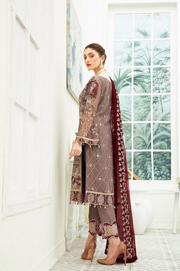 Ramsha Embroidered Chiffon Ladies Collection Vol-19